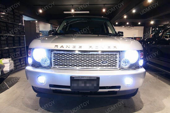 Range - Rover - HSE - D1S - HID - conversion - LED - lights - 1